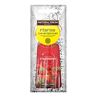 Запахи Natural Fresh Эликс SELECT INTENSE Strawberry бумажный блистер