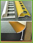 Уголки для плитки от ООО Профиль-Центр