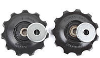 Ролики Shimano для RD-M370/M530/591/592 верхний + нижний
