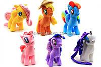 Мягкая игрушка «Мои маленькие Пони» Пони (6 видов) E21342