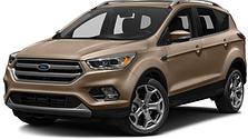 Защита двигателя на Ford Escape (c 2012--)