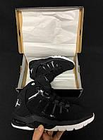 Мужские Кроссовки Jordan Black 0208