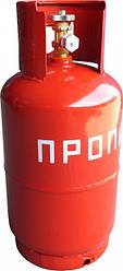 """Газовый бытовой баллон """"Novogas"""" 27 л Беларусь"""