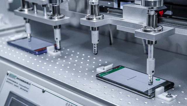 DOOGEE MIX 2 проходит тесты на производстве