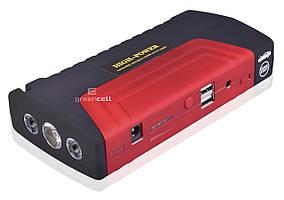 Универсальный автомобильный Power Bank HIGH-POWER TM 15 50800 mAh 12, 16, 19 V с компрессором