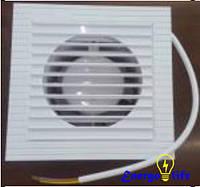 Вентилятор бытовой вытяжной, Ø100, ST 842