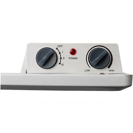 Конвектор DELFA CHM 15 White напольный 1500 Вт механический защита от перегрева индикатор, фото 2
