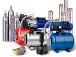 Высококачественные насосы и дополнительное оборудование для перекачивания воды