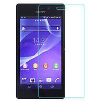 Захисне скло Glass для Sony Xperia M2 D2305 D2302