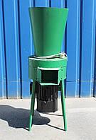 Домашний измельчитель кормов (сена соломы) 3кВт
