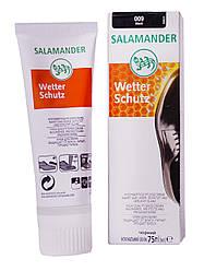 """Крем для обуви Salamander """"Wetter Sсhutz"""" 75 ml (цвет чёрный 009)"""