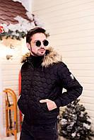 """Зимняя мужская куртка """" Аляска Соты """""""
