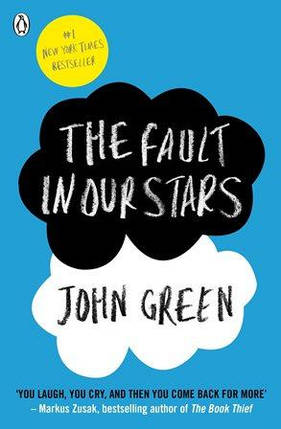 Книга The Fault in Our Stars, фото 2