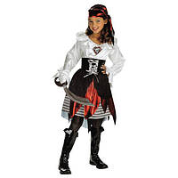 Детский маскарадный новогодний костюм Пиратки L