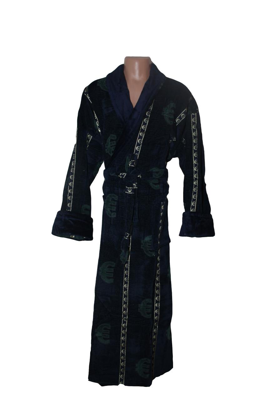 Махровый мужской халат Sokuculer Евро XL