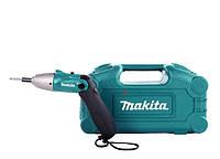 Makita Аккумуляторная отвертка 6723 DW, 4.8В, 220 об/мин