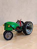 Подарок ручной работы модель сувенир Трактор