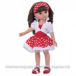 Кукла Paola Reina Кэрол в красном, фото 2