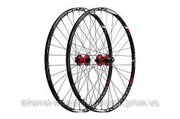 Колеса Novatec FLOWTRAIL 26 black