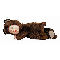 Кукла Anne Geddes Шоколадный медвежонок
