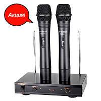 Беспроводная микрофонная система Takstar TS-6310, радиосистема!Акция