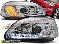 Передние фары на Honda Civic VI 1995-1999