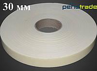 Уплотнительная самоклеющаяся лента 3мм, 30мм * 30п.м.