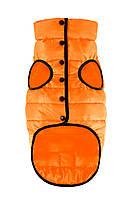 Одежда для собак Airy Vest One L 55, куртка, жилет оранжевый