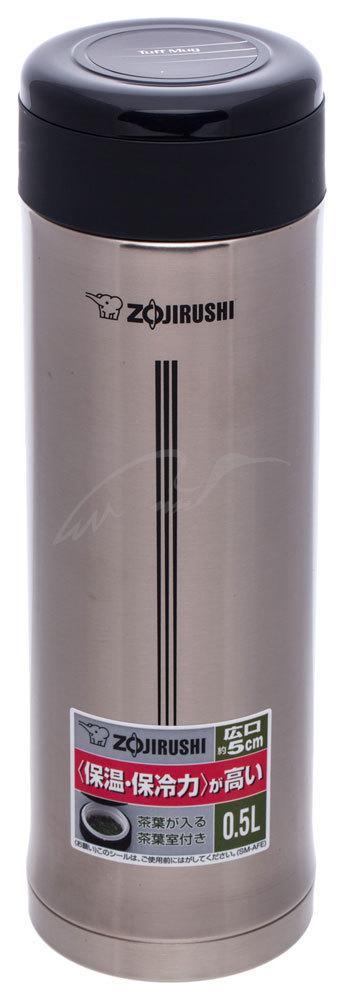 Термокружка ZOJIRUSHI SM-AFE50XA 0.5 л ц:стальной (SF-CС18XA)