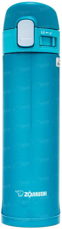 Термокружка ZOJIRUSHI SM-PB34AM 0.34 л ц:блакитний (SD-AB10BA)