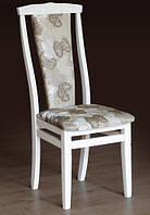 Деревянный стул Чумак-2 Микс, белого цвета, фото 1