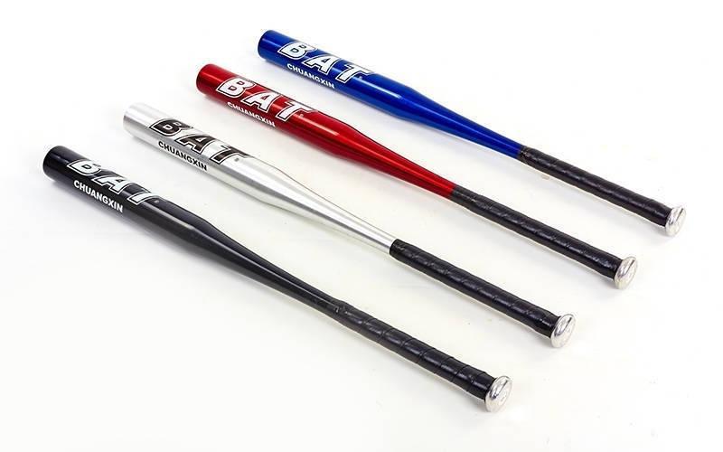 Бита бейсбольная C-1862 BAT (алюминий, 28in, l-71см) - Интернет-магазин Sport2012 в Днепре