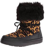 9003906ca Сапоги зимние для девочки Crocs Kids Crocband LodgePoint Boot ...