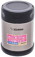 Пищевой термоконтейнер ZOJIRUSHI SW-EAE35XA 0.35 л ц:металлик (1678.03.39 )