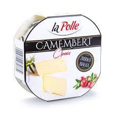Сыр Camembert La polle камамбер 120 гр.