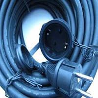 Удлинитель профессиональный Elektraline 30 м. 3х1,5