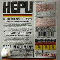 Антифриз концентрат HEPU G12 (красный) 5л