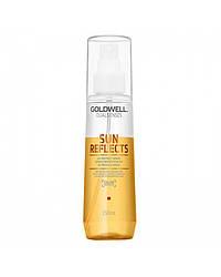 Спрей несмываемый для защиты волос от солнца Goldwell Dualsenses Sun Reflects UV Protect Spray 150 ml