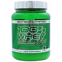 100% Whey Protein Isolate от Scitec Nutrition 2000g. Сывороточный изолят без лактозы.