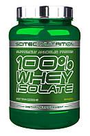 100% Whey Protein Isolate от Scitec Nutrition 700g. Сывороточный изолят без лактозы.