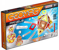 Конструктор магнитный Geomag Panels 104 детали