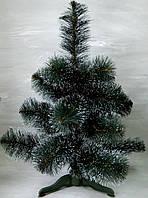 Новорічна штучна сосна іній С004, 70 см Новогодняя искуственная сосна иней