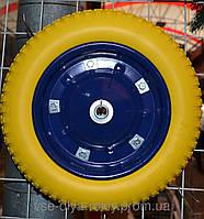 Колесо для тачки 3.00-8 цельно литое Корея Премиум