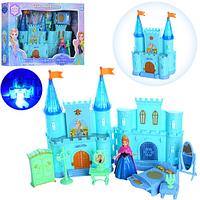 Замок для принцессы оптом (41*28*8  см) купить в Одессе 7 км