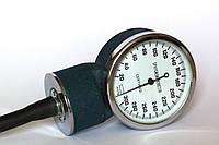 Манометр металлический импортный на тонометр