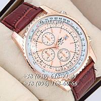 Часы Breitling Pink-Gold/Pink-Gold