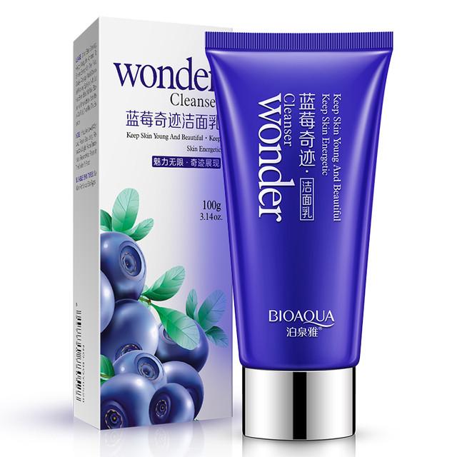 BIOAQUA Wonder Blueberry Cleanser