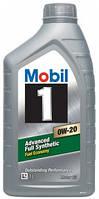 Олива моторна MOBIL 1 0W20 /1л.