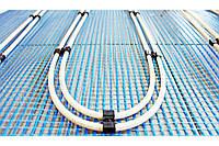 Водяной и  электрический нагревательный мат Jolly AquaHeat 2.5 м.кв