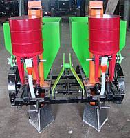 """Туковысевающие аппараты """"ДТЗ"""" КС-2 в комплекте (2 бункера под удобрения для картофелесажателей)"""